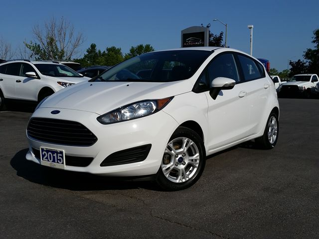 2015 FORD Fiesta SE-POWER WINDOWS, LOCKS--SYNC/BLUETOOTH in Belleville, Ontario
