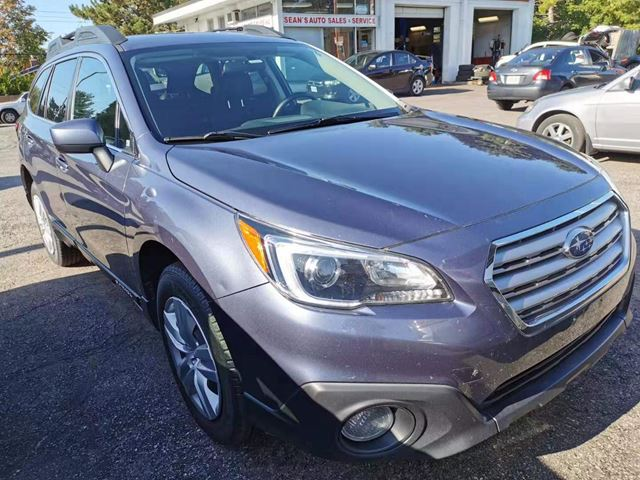 2015 SUBARU Outback 2.5i 6-SP Manual in Ottawa, Ontario