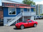 2006 Mazda MX-5 Miata  GT **6 Speed/Hardtop/Only 32k!** in Barrie, Ontario