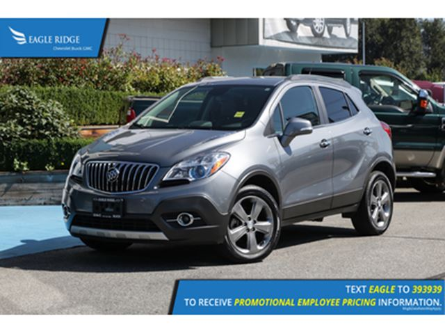 2014 BUICK ENCORE Convenience in Coquitlam, British Columbia