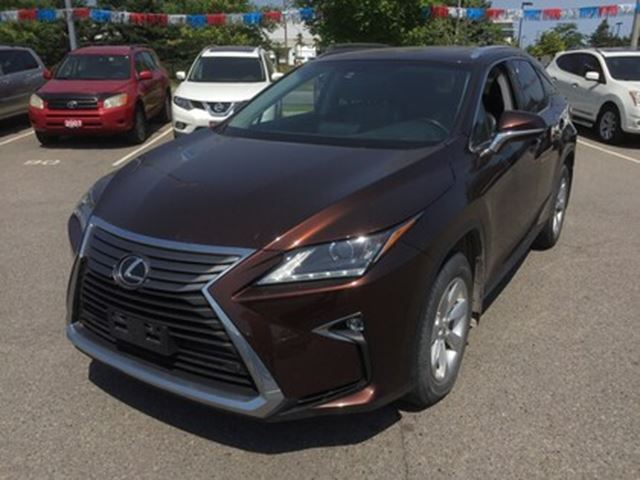2016 Lexus RX 350 Alloys Moonroof Clean Carfax One Owner