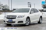 2013 Chevrolet Malibu LT 2.4L Certified Serviced Clean Tinted We Finance in Toronto, Ontario