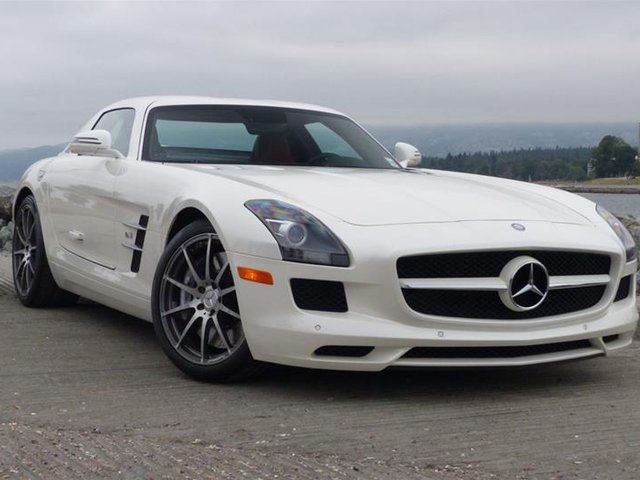 2011 MERCEDES-BENZ SLS AMG Coupe in Vancouver, British Columbia