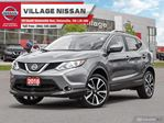 2018 Nissan Qashqai SL NO ACCIDENTS! ONE OWNER in Markham, Ontario