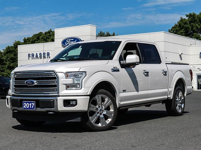 2017 Ford F-150 XL in