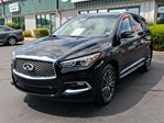 2016 Infiniti QX60 NAVIGATION/ALL SAFETY OPTIONS/POWER LIFTGATE/DUAL DVD PLAYERS/SUNROOF/REMOTE STARTER in Lower Sackville, Nova Scotia