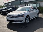 2014 Volkswagen Passat 2.0 TDI Highline POWER SEATS/REMOTE STARTER/BACK UP CAMERA/NAVIGATION/SUNROOF in Lower Sackville, Nova Scotia