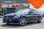 2016 Mercedes-Benz C-Class C 300 4Matic Navi Pano Sunroof Bluetooth Blind Spot Keyless Heated Front Seats 17Alloy Rims in Bolton, Ontario
