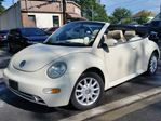 2005 Volkswagen New Beetle GLS 5spd