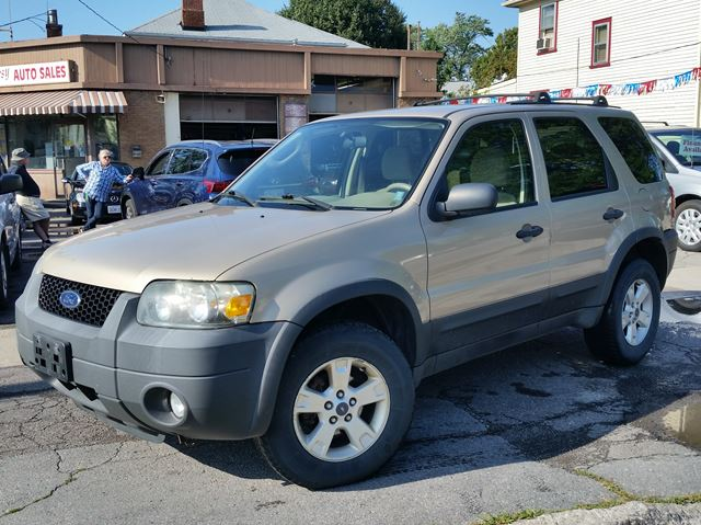 2007 FORD Escape XLT FWD in St Catharines, Ontario