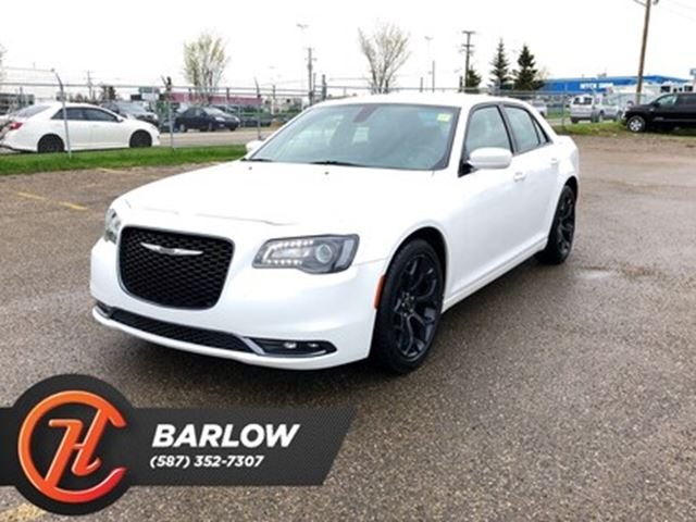 2019 CHRYSLER 300 S / Back Up Camera / Heated Leather Seats in Calgary, Alberta