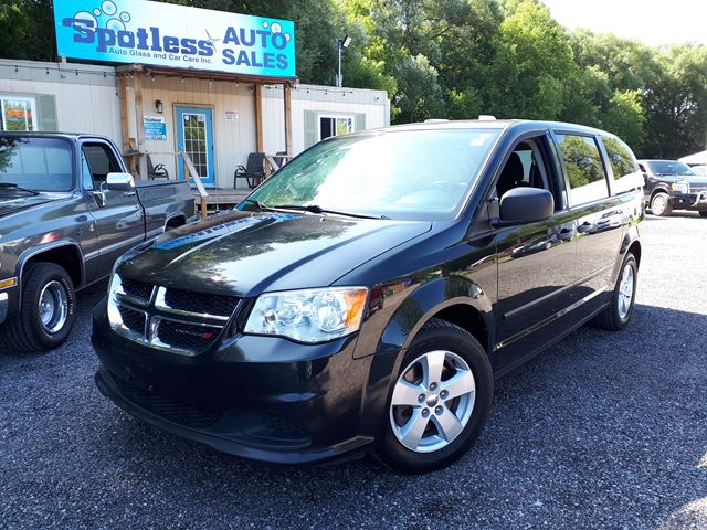 2015 DODGE Grand Caravan Canada Value Package in Whitby, Ontario