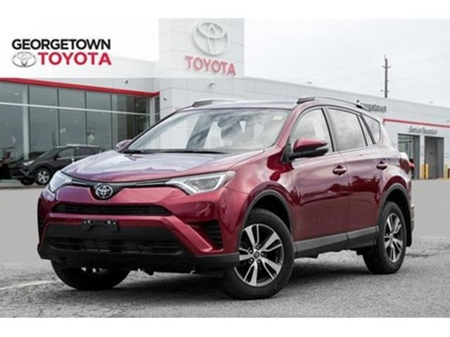2018 TOYOTA RAV4 FWD LE in Georgetown, Ontario