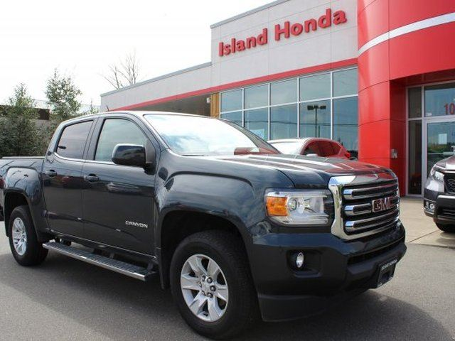 2017 GMC Canyon 4WD SLE in