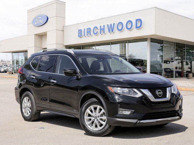2019 NISSAN Rogue SV Loaded Up AWD! | Htd Pwr Seats | BSW System ++ in Winnipeg, Manitoba