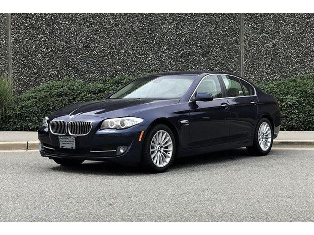 2011 BMW 5 Series - in