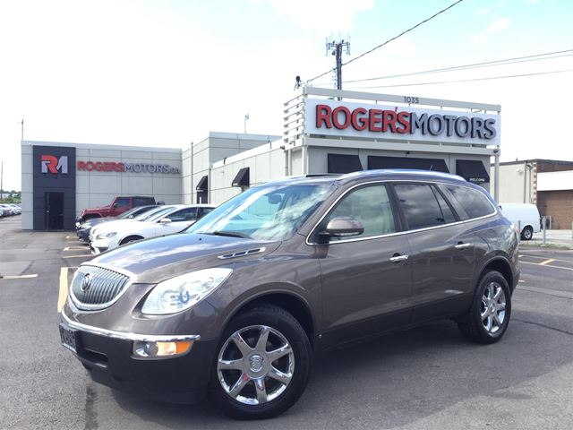 2008 BUICK Enclave CXL AWD - 7 PASS - DVD - PANO ROOF - LEATHER in Oakville, Ontario