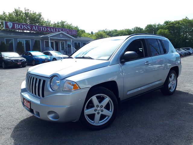 2010 JEEP Compass Limited in Oshawa, Ontario