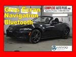 2016 Mazda MX-5 Miata  GS Convertible *Navi/GPS,Mags 17p, Super look in Saint-Jerome, Quebec