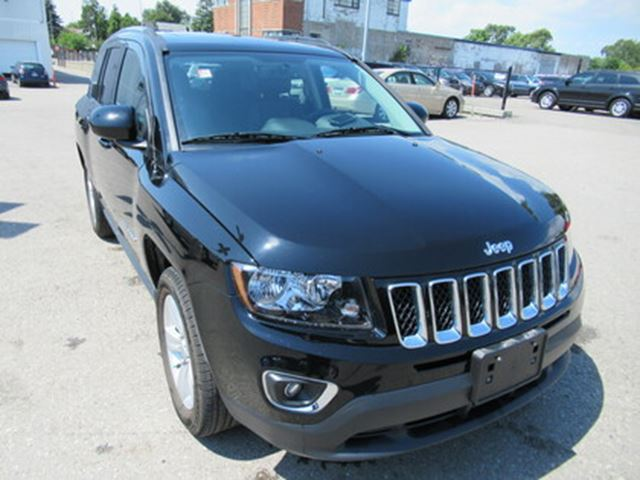 2016 JEEP Compass 2016 Jeep Compass - 4WD 4dr High Altitude in Toronto, Ontario