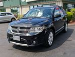 2018 Dodge Journey GT SUNROOF/LEATHER/REMOTE START/NAVIGATION/DVD PLAYER/EXCELLENT FAMILY SUV in Lower Sackville, Nova Scotia