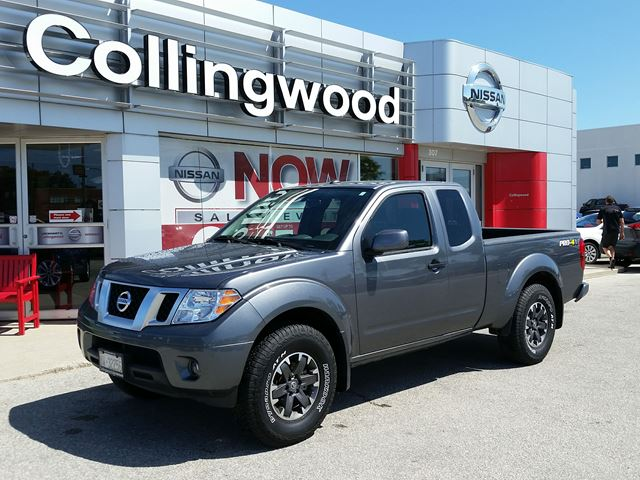 2019 Nissan Frontier PRO-4X *COMPANY DEMO* in