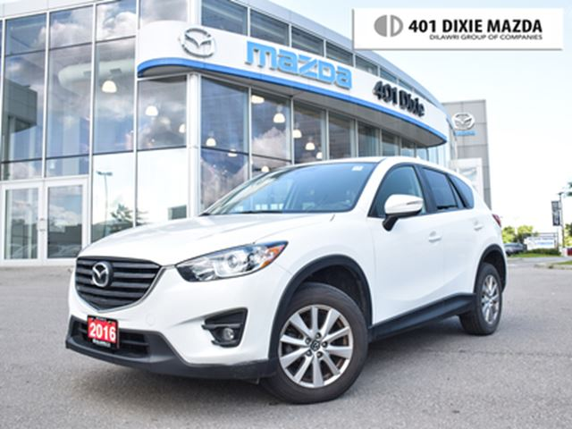 2016 MAZDA CX-5 GS NO ACCIDENTS 1.99% FINANACE AVAILABLE in Mississauga, Ontario