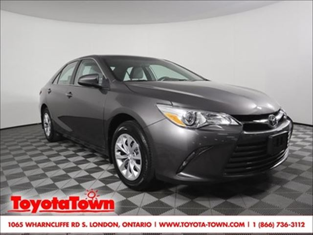 2017 TOYOTA CAMRY LE in London, Ontario