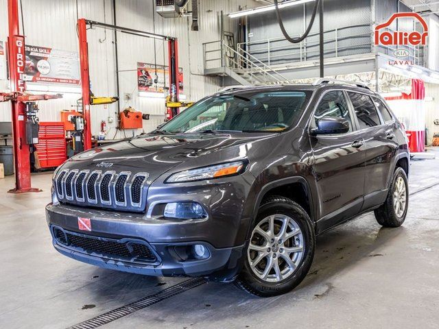 2015 Jeep Cherokee North in