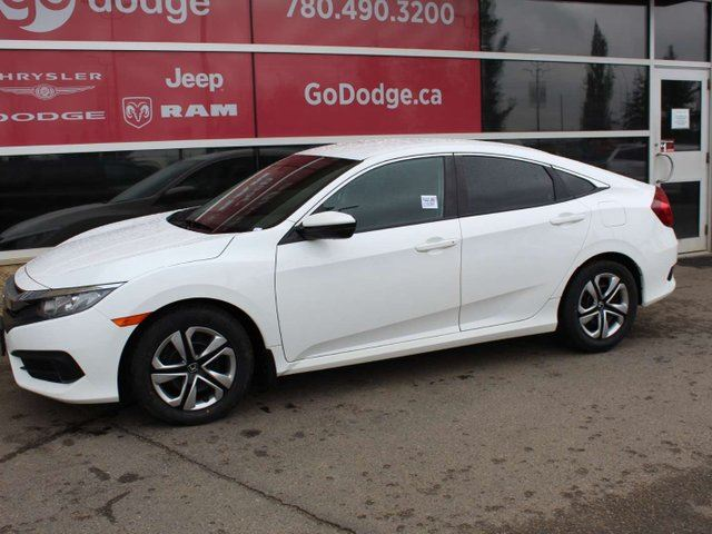 2016 HONDA Civic LX in Edmonton, Alberta