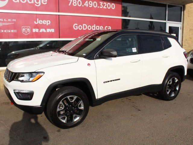 2018 JEEP Compass Trailhawk in Edmonton, Alberta