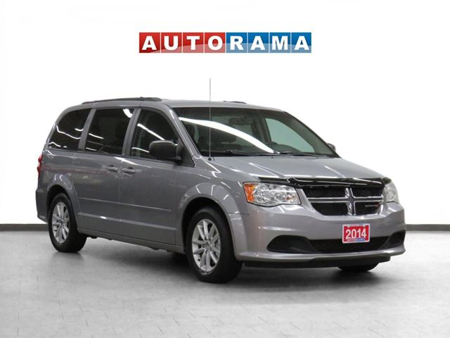 2014 Dodge Grand Caravan SXT 7 Passenger Bluetooth in North York, Ontario
