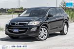 2012 Mazda CX-9 GT AWD NavGpsRCam LeatherSunroof Certified Finance in Toronto, Ontario