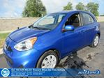 2015 Nissan Micra SV-Heated Seats, Reverse Camera, Bluetooth, Cruise Control, Power Package and more! in Guelph, Ontario