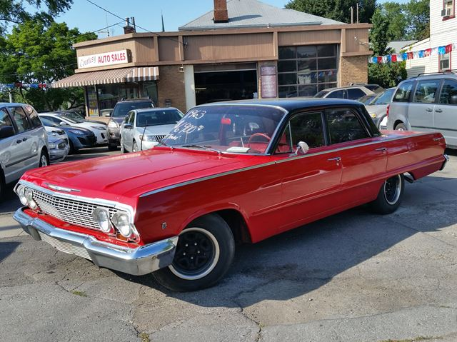 1963 CHEVROLET Biscayne           in St Catharines, Ontario