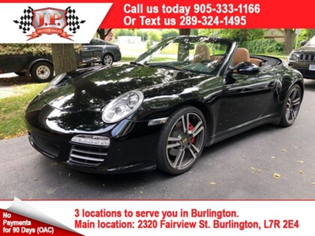 2011 PORSCHE 911 Carrera 4S in Burlington, Ontario
