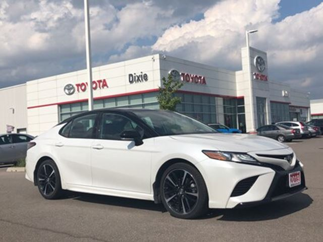 2019 TOYOTA CAMRY - in Mississauga, Ontario