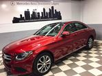 2016 Mercedes-Benz C-Class 4MATIC Sedan in Calgary, Alberta