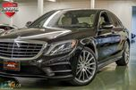 2016 Mercedes-Benz S-Class AMG PACKAGE  SHORT WHEELBASE  NO ACCIDENTS in Oakville, Ontario