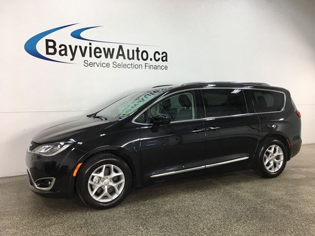 2018 Chrysler Pacifica Touring-L Plus - HTD LTHR! PANOROOF! DVD! 3 ZONE CLIMATE! PWR DOORS! in