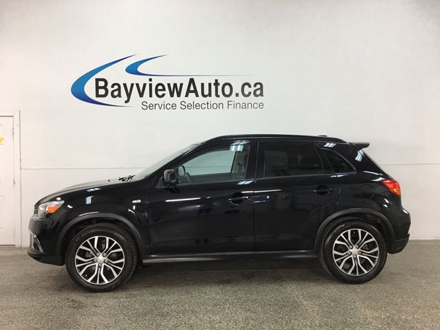 2018 Mitsubishi RVR SE Limited Edition - AWD! ALLOYS! PWR GROUP! in