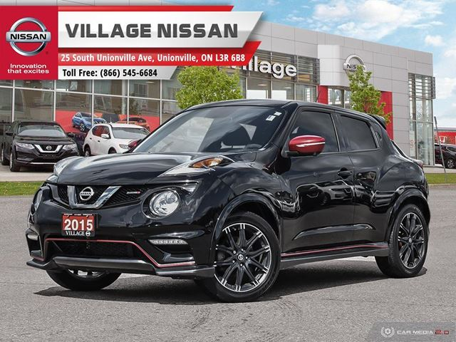 2015 Nissan Juke Nismo LOW KMS GREAT COLOUR in