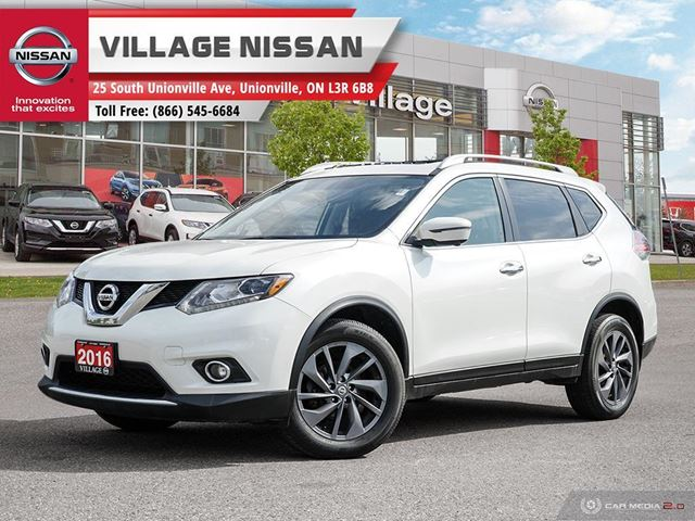 2016 Nissan Rogue SL Premium NO ACCIDENTS! ONE OWNER! in