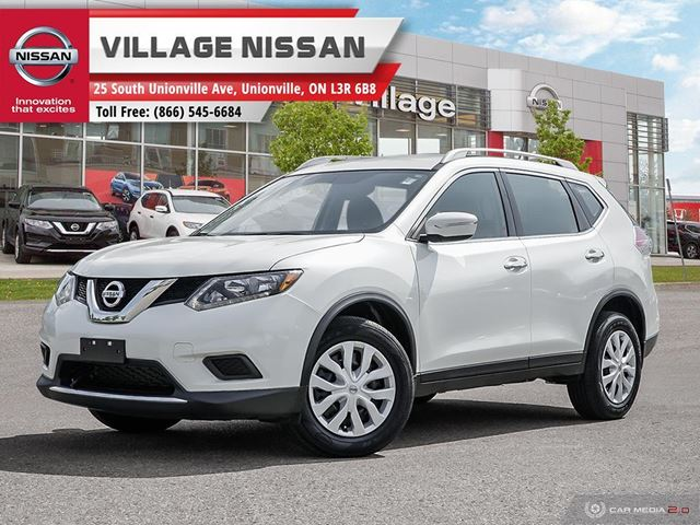 2015 Nissan Rogue S NO ACCIDENTS! ONE OWNER! in
