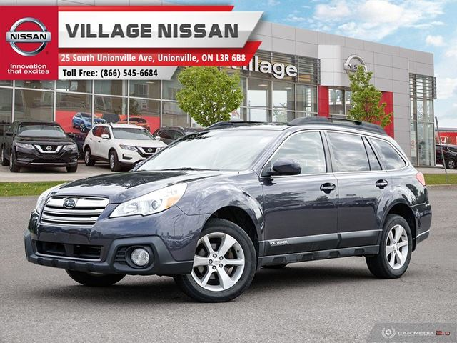 2013 Subaru Outback 2.5i Limited Package NO ACCIDENTS!  Serviced at Markham Subaru in