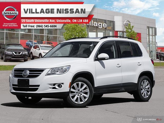 2010 Volkswagen Tiguan 2.0 TSI Highline NO ACCIDENTS! ONE OWNER! in