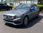 2018 Mercedes-Benz C-Class VERY LOW KMS/LEATHER/POWER OPTIONS/SUNROOF/BACK UP CAMERA in Lower Sackville, Nova Scotia