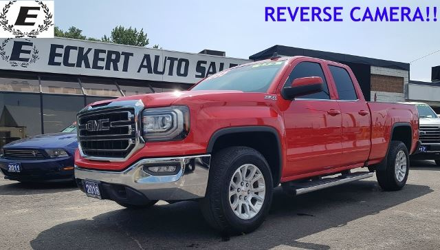 2018 GMC Sierra 1500 SLE Z71 WITH A 5.3L ENGINE!! in Barrie, Ontario