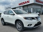 2015 Nissan Rogue SL AWD w/all leather,NAV,panoramic roof,rear cam,climate control, in Cambridge, Ontario