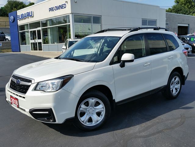 2018 SUBARU Forester 2.5i Manual in Kitchener, Ontario